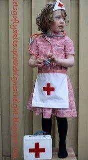 I love this Nurse Costume.