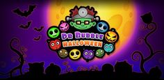 Fans of classic bubble shooting games, you'll love this! Shoot the microbes at the right spot and create the right combinations; you know the rules! Download DOCTOR BUBBLE HALLOWEEN free via Applorer: http://applo.re/drbh