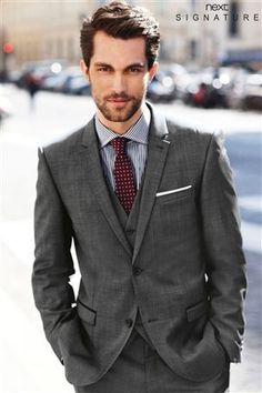 Next Mens Suits Dress Yy