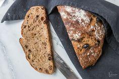 No Knead Bread: schnelles Brot ohne Kneten - Rezept-Varianten No Knead Bread, Banana Bread, Desserts, Food, Quick Bread, Fast Recipes, Oven, Dessert Ideas, Tailgate Desserts