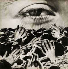 The eternal eye, 1950 circa. - (Grete Stern, Grete Stern courtesy Galería Jorge Mara)