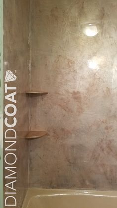 Have Your Shower Wall Custom Coated By A Diamond Coat Dealer Near You!
