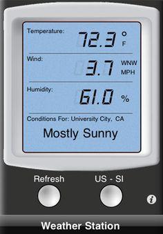 Digital Weather Station FREE 1.9
