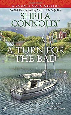 A Turn for the Bad: A County Cork Mystery by Sheila Connolly http://www.amazon.com/dp/0425273423/ref=cm_sw_r_pi_dp_w706wb0YG65KX