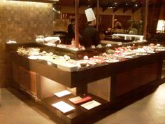 Global Fusion - Sushi, seafood and more UNLIMITED food. Don't eat for a day when you are dining here.