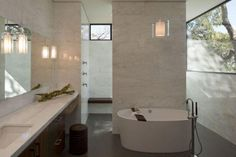 100 Ideas of bathrooms for all tastes - Part II 4