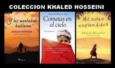 khaled hosseini libros - Buscar con Google