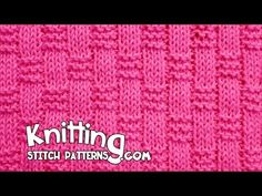 Knitting Stitch Patterns: knit-purl-stitches