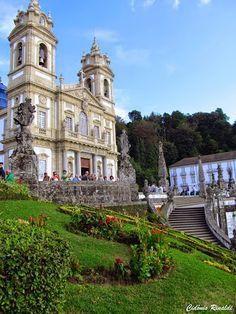 Santuário do Bom Jesus do Monte - Braga Mais Portugal - Google+
