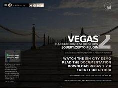 Слайдшоу фона, адаптивный фон, эффект изображений фона, возможности плагина который можно использовать на сайте совместно с Bootstrap.