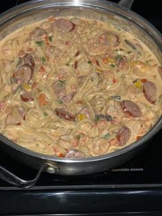This is one of many Mardi Gras pasta recipes. I have changed it over the years and it is always a favorite of my guests. Color and flavor is the big thing. Crawfish Pasta, Crawfish Recipes, Cajun Recipes, Seafood Recipes, Pasta Recipes, Dinner Recipes, Cooking Recipes, Soul Food Recipes, Recipe Pasta