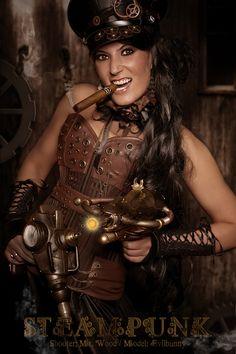 Ich als Model:Steampunk die Vierte von Evilbunny