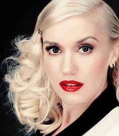 "cherry-onn: "" "" My fav pics of Gwen Stefani (my everything). "" """