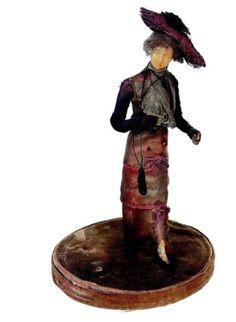 * Poupée de Mode Lafitte Désirat vers 1930