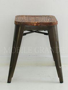 【楽天市場】Cafe Line メタルスツール(ウッド座面) ブラウン椅子 イス いす チェア チェアー アイアン アンティーク ダイニング ガーデン テラス 子供部屋 チャイルド550-M-94115-5-BR:モビリグランデ