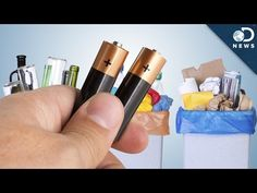 Why Can't You Throw Away Batteries? - YouTube