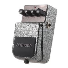 ammoon HM-100 Heavy Metal Pedal Effect Guitar Effects