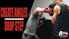 Create Angles w/ Drop Step Boxer Workout, Boxing Training Workout, Muay Thai Training, Kickboxing Workout, Training Plan, Training Programs, Gym Workouts, At Home Workouts, Boxing Techniques