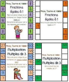 1000 images about math on pinterest fractions cycle 3 for Tables de multiplications cm1