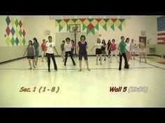 ▶ Kreedom - Michele Perron & Jo Thompson Szymanski - Line Dance - YouTube