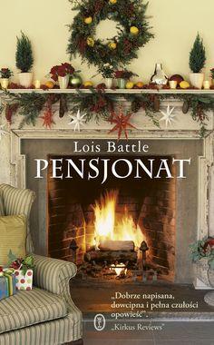 Pensjonat, Lois Battle  (sygnatura: ang.obycz). Teak, Battle, Books, Home Decor, Winter, Music, Movies, Historia, Winter Time