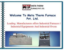 Guniting Machine Meta Therm Furnace Pvt. Ltd is the most trusted Guniting Machine Manufacturers in India that has earned a global recognition and made it better with the expertise of over 32 years. We are engaged in manufacturing the best quality products and are offering the same at the market-beating price.