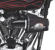 Screamin' Eagle Heavy Breather Performance Air Cleaner Kit-29098-09 | Air Cleaner | Official Harley-Davidson Online Store