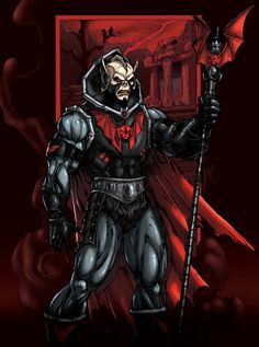 Hordak from the Masters of the Universe
