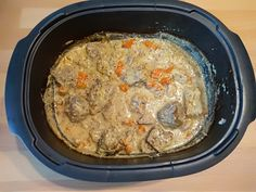 I've tried the pork sauté with mustard in the ultra pro casserole. Nothing… - Recipes Easy & Healthy Easy Healthy Recipes, Gourmet Recipes, Cooking Recipes, Healthy Dinners, One Pan Meals, Easy Meals, Filet Migon, Cocotte Recipe, Pro Cook