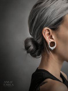 Septum Jewelry, Ear Jewelry, Jewellery, Body Jewelry, Men's Piercings, Teardrop Plugs, Plugs Earrings, Gauges Plugs, Hoop Earrings