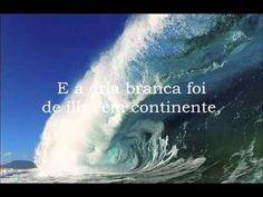 """Mar Português (O Infante) - Dulce Pontes versiona y pone música al poema """"O infante"""" de Fernando Pessoa. Waves, Youtube, Outdoor, Art, Fernando Pessoa, Bridges, Continents, Movies, Outdoors"""