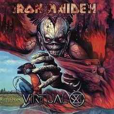 Iron Maiden - Virtual XI Set