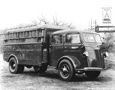 Autocar U-Model – Pennsylvania Railroad