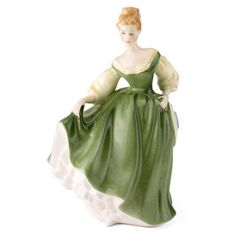 Royal Doulton Figurine  Fair Lady HN2193 by NowNThenCollectables, $139.95
