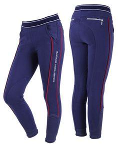 Ratsastushousut Pull-On Meghan Junior Sweatpants, Fashion, Moda, Fashion Styles, Fashion Illustrations
