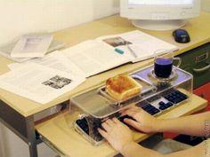 Table de clavier