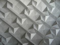 Polly Verity | monomino triomino straight tile origami