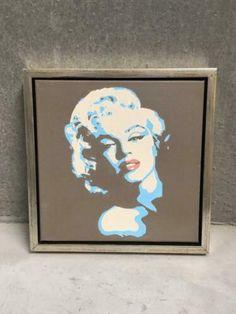 ≥ Marilyn Monroe mooi pop art schilderij, incl baklijst - Marktplaats Marilyn Monroe, Pop Art, Frame, Home Decor, Picture Frame, Decoration Home, Room Decor, Frames, Home Interior Design