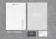 For brügel_eickholt architekten, Smoco developed a responsive website for smartphones, tablets or descop PCs and redesigned the logo and office equipment such as business cards, . Cl Design, Logo Design, Letterhead Design, Brochure Design, Layout Design, Branding Design, Corporate Design, Business Stationary, Business Cards