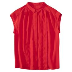 Just bought this Jason Wu for Target top this morning...nice and simple, easy to mix and match, SUPER cute!