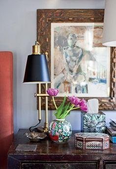 Inside Louisa Pierces Nashville Home