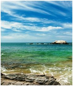 Playa Caracolito, Higuerote, Edo. Miranda, Venezuela