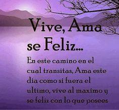 VIVIR.
