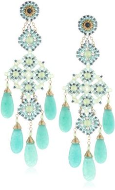 Miguel Ases Prehnite and Green Quartz 5-Stone Chandelier Drop Earrings Miguel Ases http://www.amazon.com/dp/B00B595E2Y/ref=cm_sw_r_pi_dp_XYJ3tb03CE0ZN98B