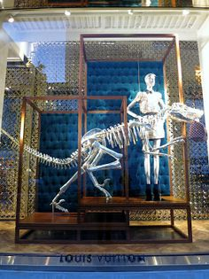 : Louis Vuitton, London