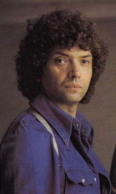"Martin Shaw way back, in 'The Professionals' ROFL! But who's to point fingers? I went from a similar look (hair: not - sadly - face!) to bald. Salad days... (Endless Seas) (via Jo Kotylak: ""drool factor out of control - he was stunning then, and bugger me he got better with age!"")"