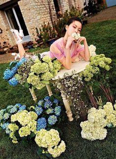 'Hi! Paris' Self China May 2016 - Dior Spring 2016