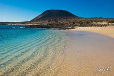 Playa de La Francesa - La Graciosa, Islas Canarias