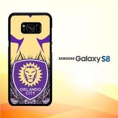 Orlando City SC X3452 Samsung Galaxy S8 Case