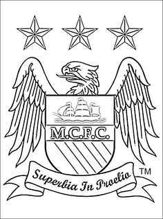 Man City Coloring Pages Coloring Pages